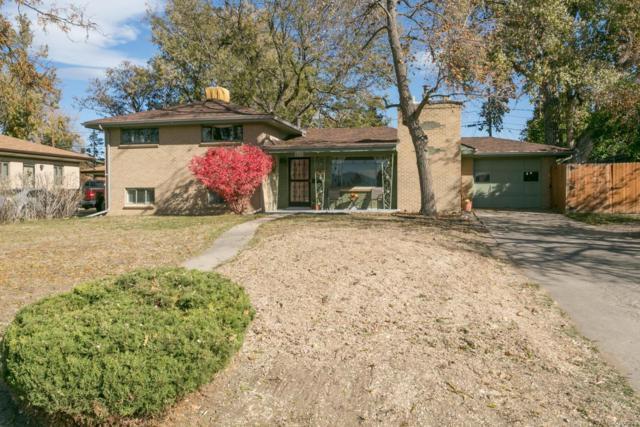 4420 Brentwood Street, Wheat Ridge, CO 80033 (#7767287) :: House Hunters Colorado