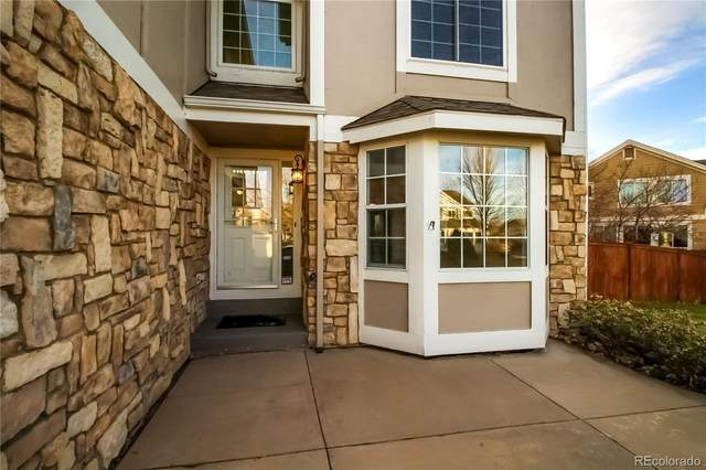 5180 Golden Valley Trail, Castle Rock, CO 80109 (#7767374) :: Peak Properties Group