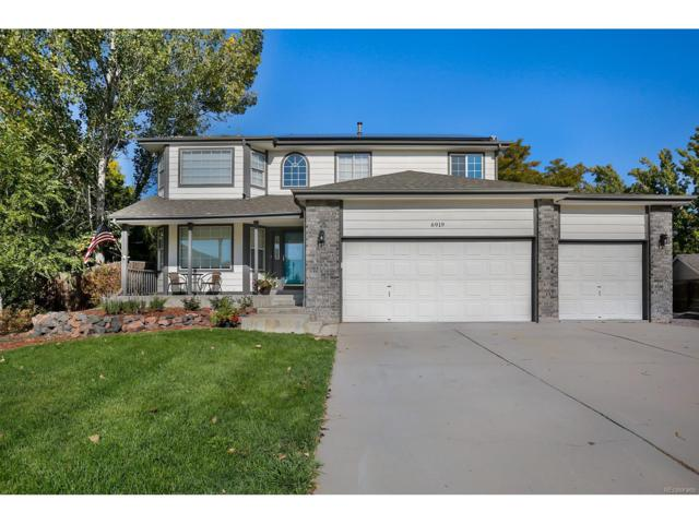 6919 Otis Court, Arvada, CO 80003 (#7767480) :: The Griffith Home Team