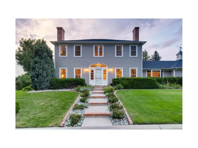 40 Falcon Hills Drive, Highlands Ranch, CO 80126 (MLS #7768253) :: 8z Real Estate