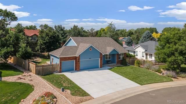 942 N 7th Street, Johnstown, CO 80534 (MLS #7768977) :: Bliss Realty Group