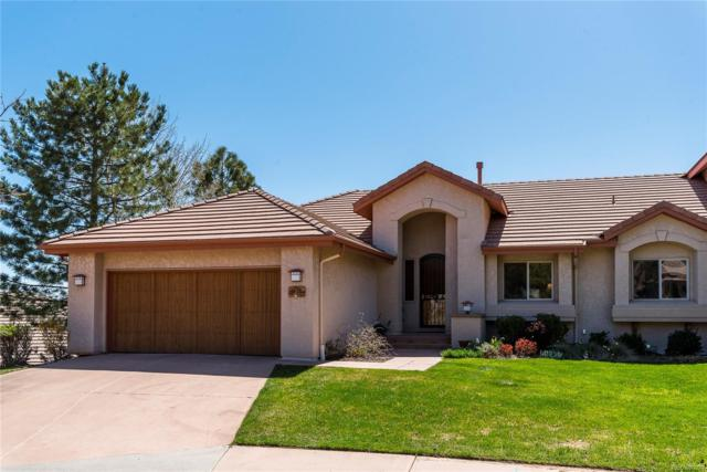 5438 Southwind Court, Morrison, CO 80465 (#7769026) :: The Galo Garrido Group
