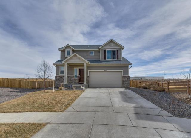 18109 E 108th Place, Commerce City, CO 80022 (#7769211) :: The Griffith Home Team
