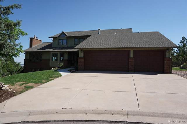 3254 Red Tree Place, Castle Rock, CO 80104 (#7769258) :: Hudson Stonegate Team