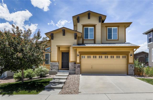 11084 Woodhurst Circle, Highlands Ranch, CO 80130 (#7769701) :: Wisdom Real Estate