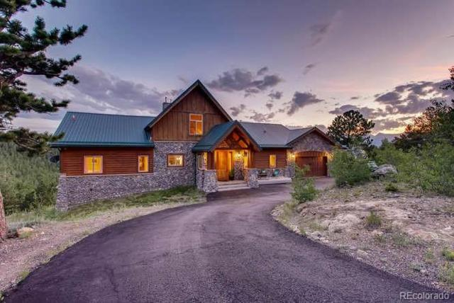 479 Dakota Ridge Road, Idaho Springs, CO 80452 (#7769920) :: HomePopper
