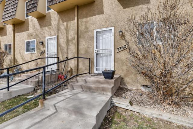 7362 E Princeton Avenue, Denver, CO 80237 (MLS #7770148) :: Kittle Real Estate