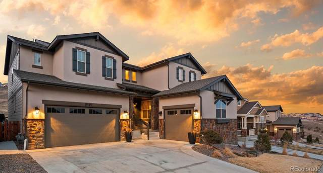 19183 W 85th Bluff, Arvada, CO 80007 (#7770295) :: The Brokerage Group