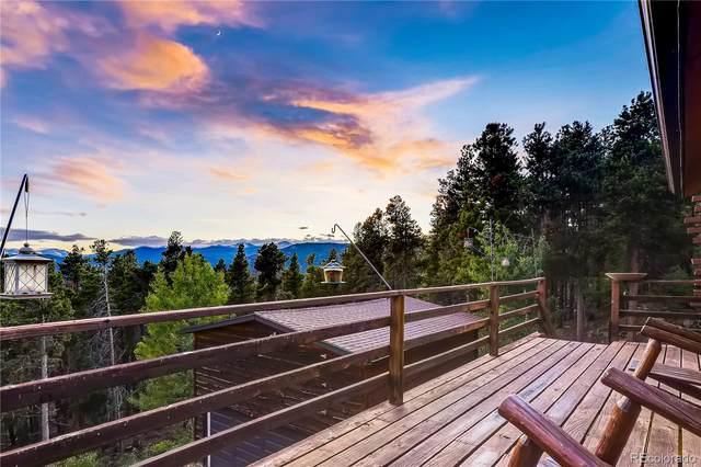 1079 Coyote Circle, Black Hawk, CO 80422 (MLS #7770364) :: 8z Real Estate
