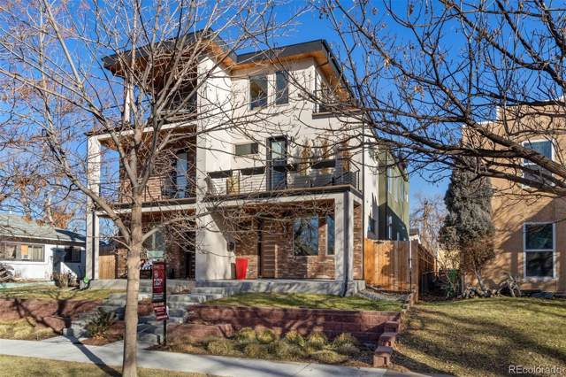 4460 Vrain Street, Denver, CO 80212 (#7770426) :: The Healey Group