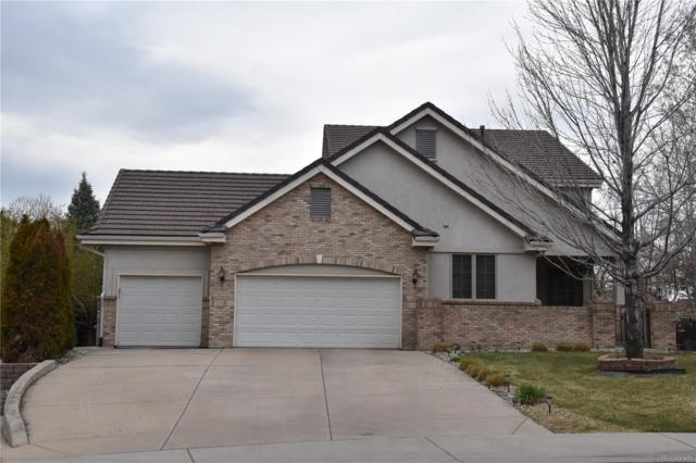21 Coral Place, Greenwood Village, CO 80111 (#7770606) :: The Pete Cook Home Group