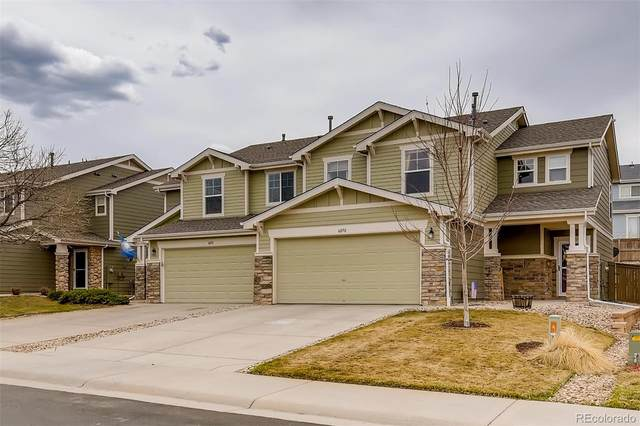 6070 Turnstone Place, Castle Rock, CO 80104 (MLS #7770682) :: The Sam Biller Home Team