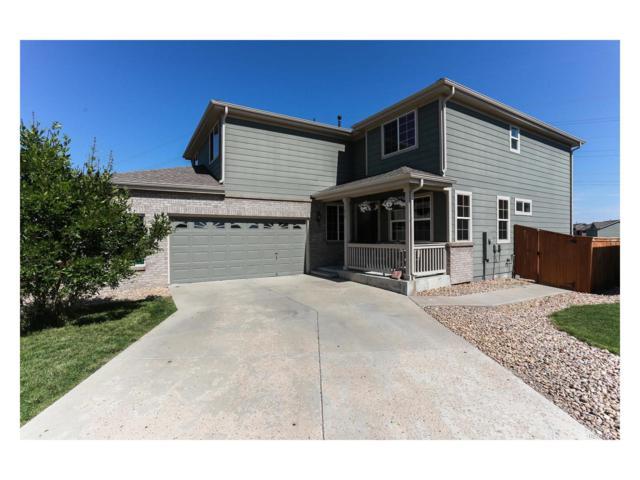 11815 High Desert Road, Parker, CO 80134 (MLS #7771472) :: 8z Real Estate