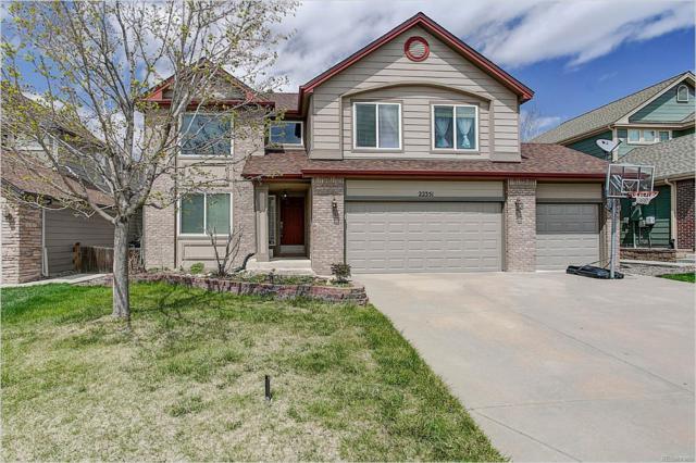 22351 Eagle Run Lane, Parker, CO 80138 (#7771910) :: Wisdom Real Estate