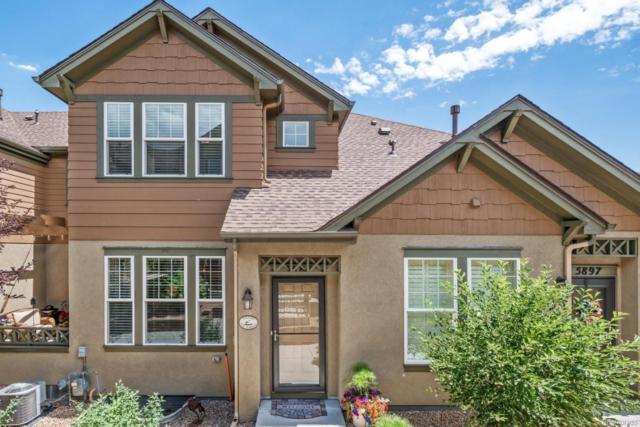 5887 S Taft Lane, Littleton, CO 80127 (MLS #7772374) :: 8z Real Estate