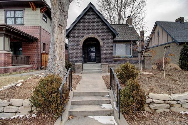 580 S Race Street, Denver, CO 80209 (MLS #7772426) :: Wheelhouse Realty