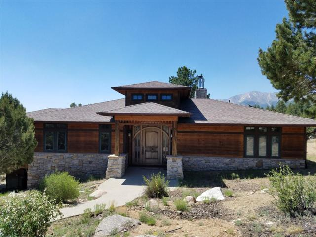 30452 Mountainside Drive, Buena Vista, CO 81211 (#7772519) :: House Hunters Colorado