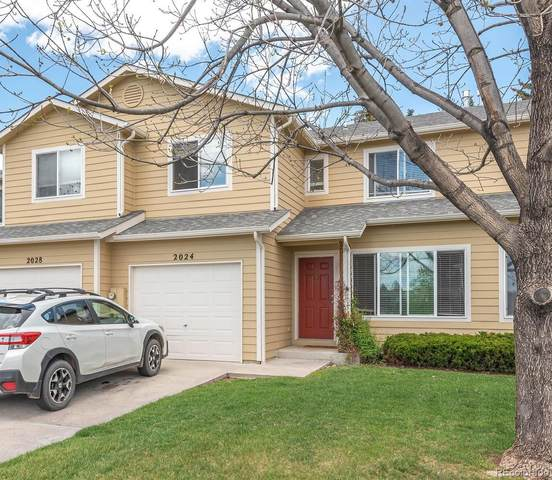 2024 Glenmoor Drive, Fort Collins, CO 80521 (#7772891) :: Bring Home Denver with Keller Williams Downtown Realty LLC
