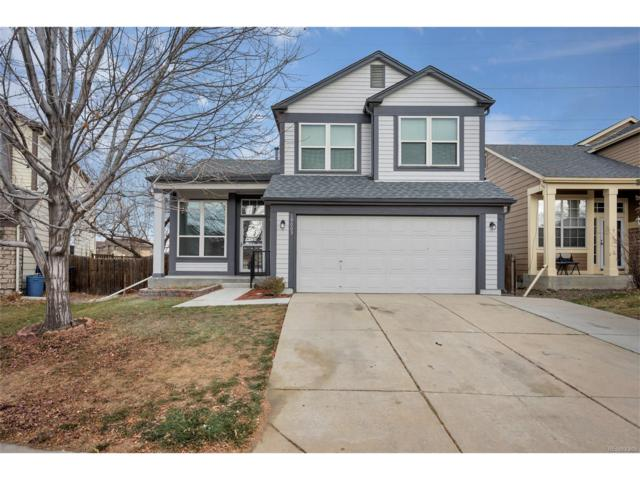 19003 E Linvale Place, Aurora, CO 80013 (#7772973) :: The HomeSmiths Team - Keller Williams