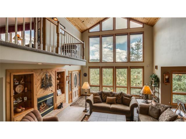 7061 Brook Forest Drive, Evergreen, CO 80439 (#7773015) :: The City and Mountains Group