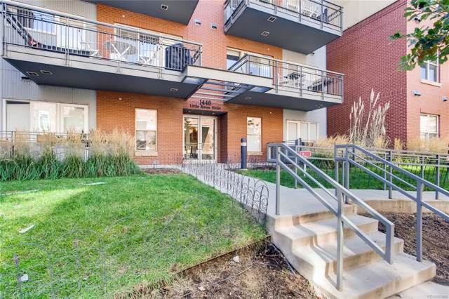 1440 Little Raven Street #310, Denver, CO 80202 (#7773043) :: Compass Colorado Realty