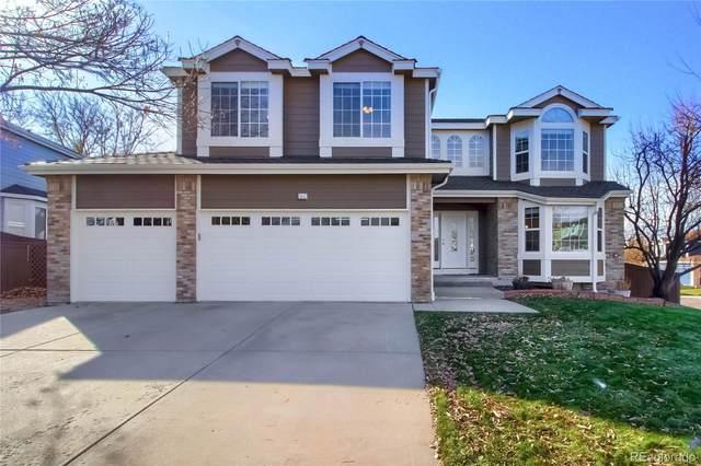406 Bexley Street, Highlands Ranch, CO 80126 (#7773216) :: Peak Properties Group
