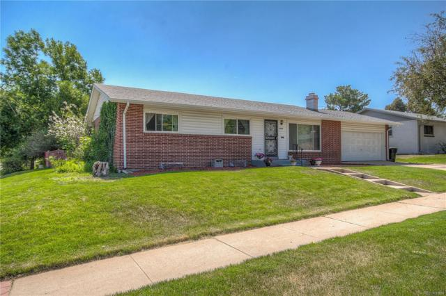 3606 S Holly Street, Denver, CO 80237 (#7773338) :: The DeGrood Team