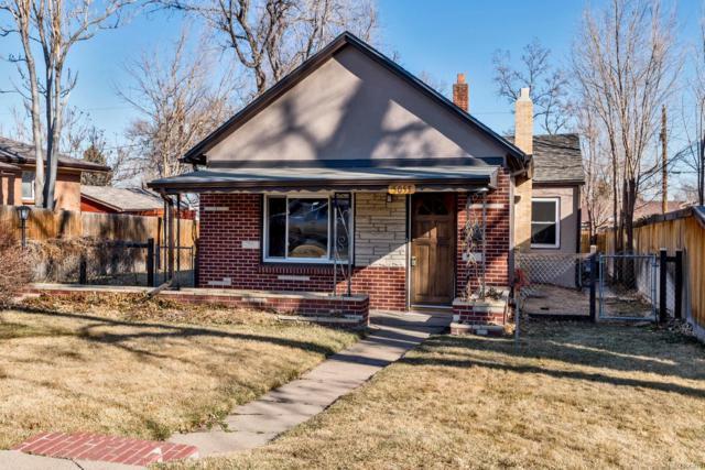 5053 W 36th Avenue, Denver, CO 80212 (#7773704) :: Bring Home Denver