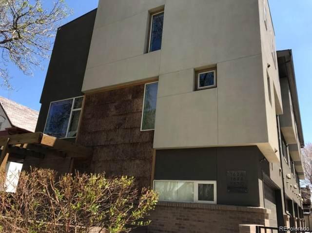 1626 N Gilpin Street, Denver, CO 80218 (#7774172) :: iHomes Colorado