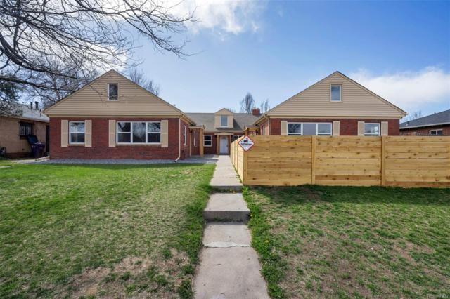 3233 Ivanhoe Street, Denver, CO 80207 (#7774470) :: The Peak Properties Group