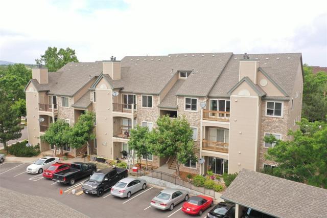 7415 S Alkire Street #204, Littleton, CO 80127 (#7774588) :: House Hunters Colorado