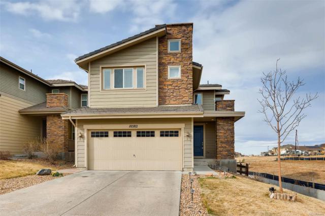 10582 Rutledge Street, Parker, CO 80134 (#7774672) :: The Peak Properties Group