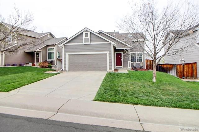 4775 Aberdeen Avenue, Highlands Ranch, CO 80126 (#7774699) :: House Hunters Colorado