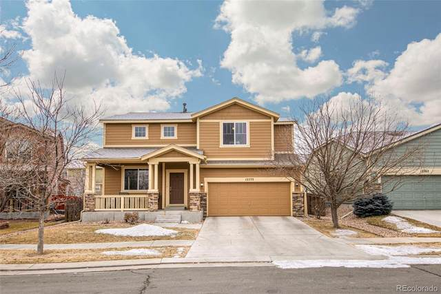 12772 E 105th Place, Commerce City, CO 80022 (#7774883) :: Berkshire Hathaway HomeServices Innovative Real Estate
