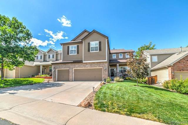 10661 Jaguar Point, Lone Tree, CO 80124 (#7774896) :: Colorado Home Finder Realty
