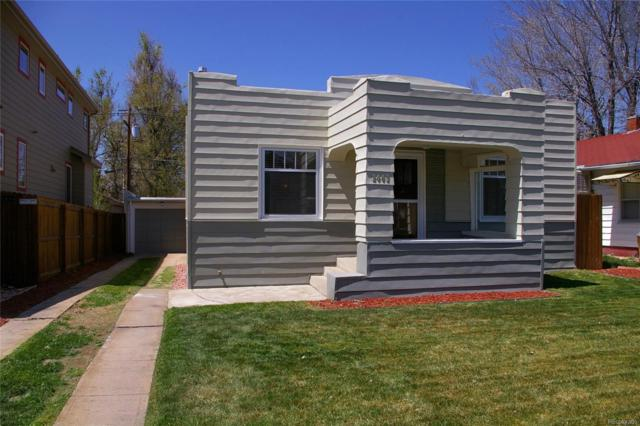 2443 S Williams Street, Denver, CO 80210 (#7774968) :: Structure CO Group