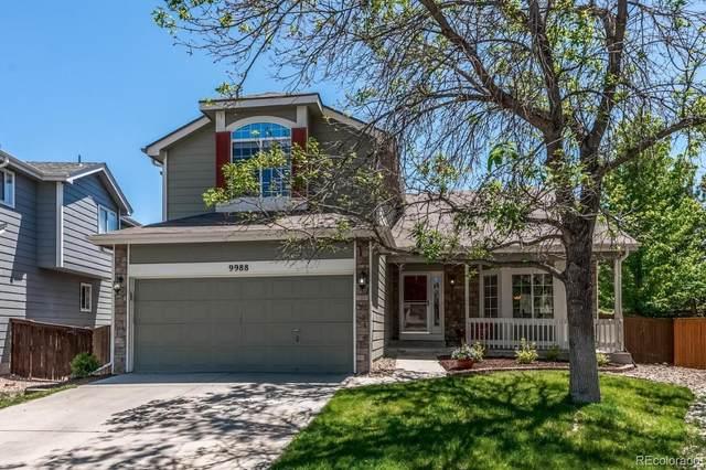 9988 Deer Creek Court, Highlands Ranch, CO 80129 (#7775504) :: The Peak Properties Group
