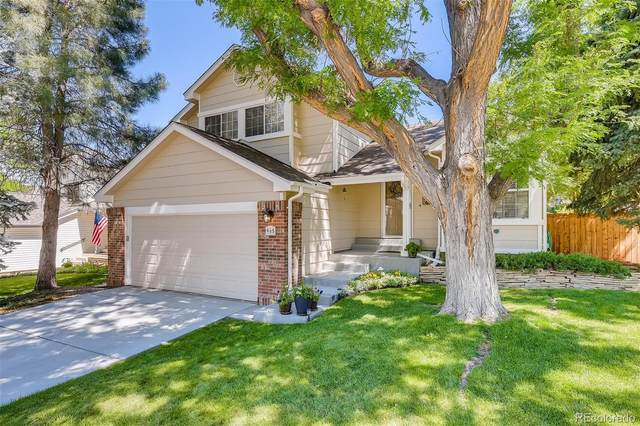 965 Brittany Way, Highlands Ranch, CO 80126 (#7776003) :: Wisdom Real Estate