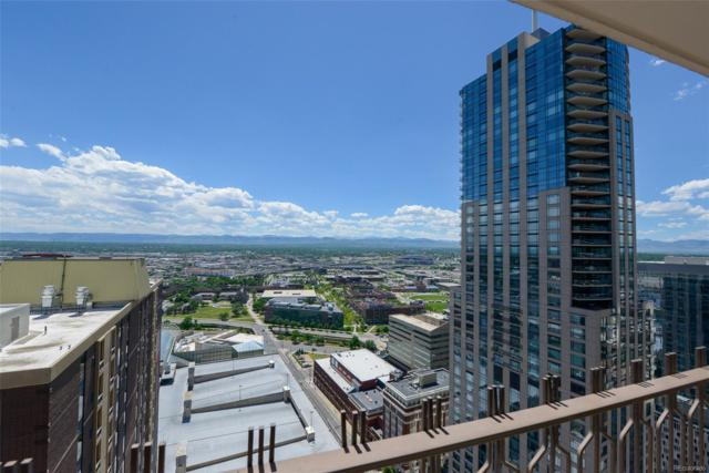 1020 15th Street 38LM, Denver, CO 80202 (#7776508) :: The Healey Group