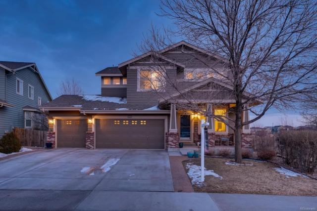 16690 Firebrick Drive, Parker, CO 80134 (#7776537) :: The HomeSmiths Team - Keller Williams
