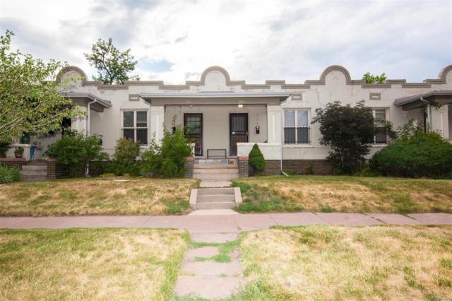 505 Washington Street, Denver, CO 80203 (#7776586) :: My Home Team