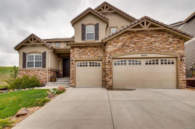 2664 Trailblazer Way, Castle Rock, CO 80109 (MLS #7776700) :: 8z Real Estate