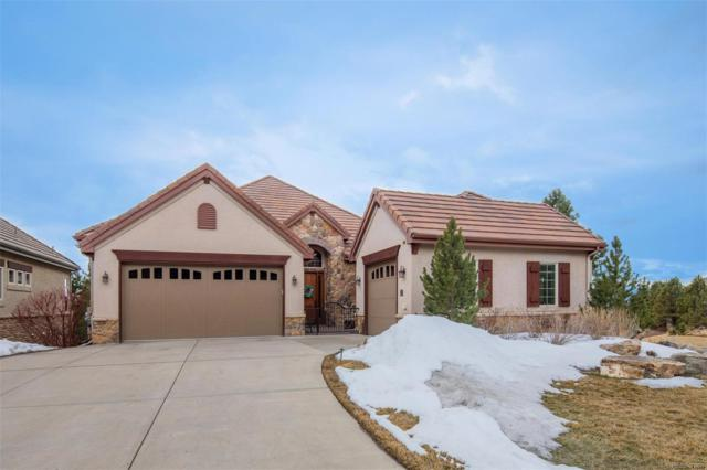 5078 Castle Pines Drive, Castle Rock, CO 80108 (#7776869) :: The Heyl Group at Keller Williams