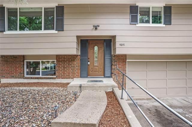 4641 Debonair Circle, Colorado Springs, CO 80917 (MLS #7776898) :: Stephanie Kolesar