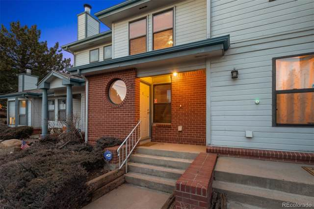 625 S Depew Street E, Lakewood, CO 80226 (#7777330) :: Berkshire Hathaway Elevated Living Real Estate