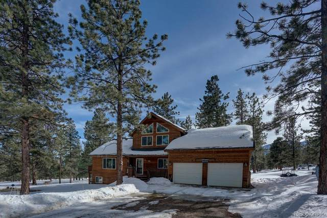18430 Via Ponderosa Drive, Buena Vista, CO 81211 (#7777400) :: Mile High Luxury Real Estate