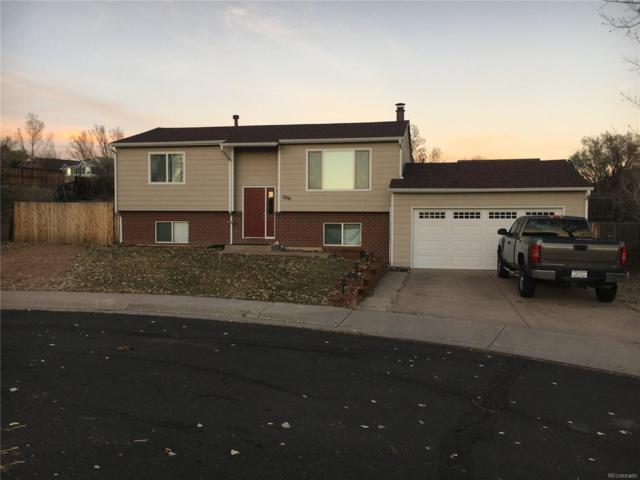1210 Greenwood Lane, Castle Rock, CO 80104 (#7777452) :: The Peak Properties Group
