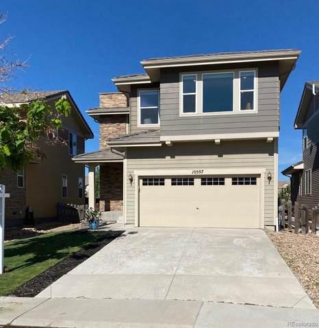 10597 Rutledge Street, Parker, CO 80134 (MLS #7777603) :: 8z Real Estate