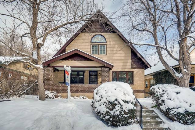 1408 S Race Street, Denver, CO 80210 (#7777939) :: Real Estate Professionals