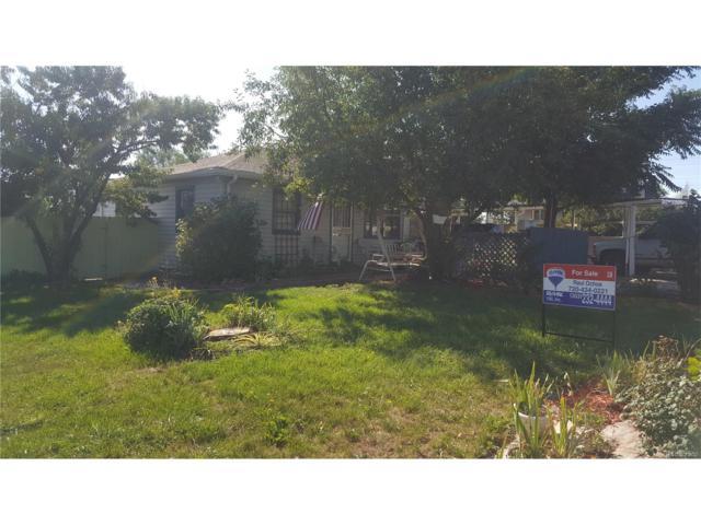 950 S Lowell Boulevard, Denver, CO 80219 (#7778296) :: The Peak Properties Group